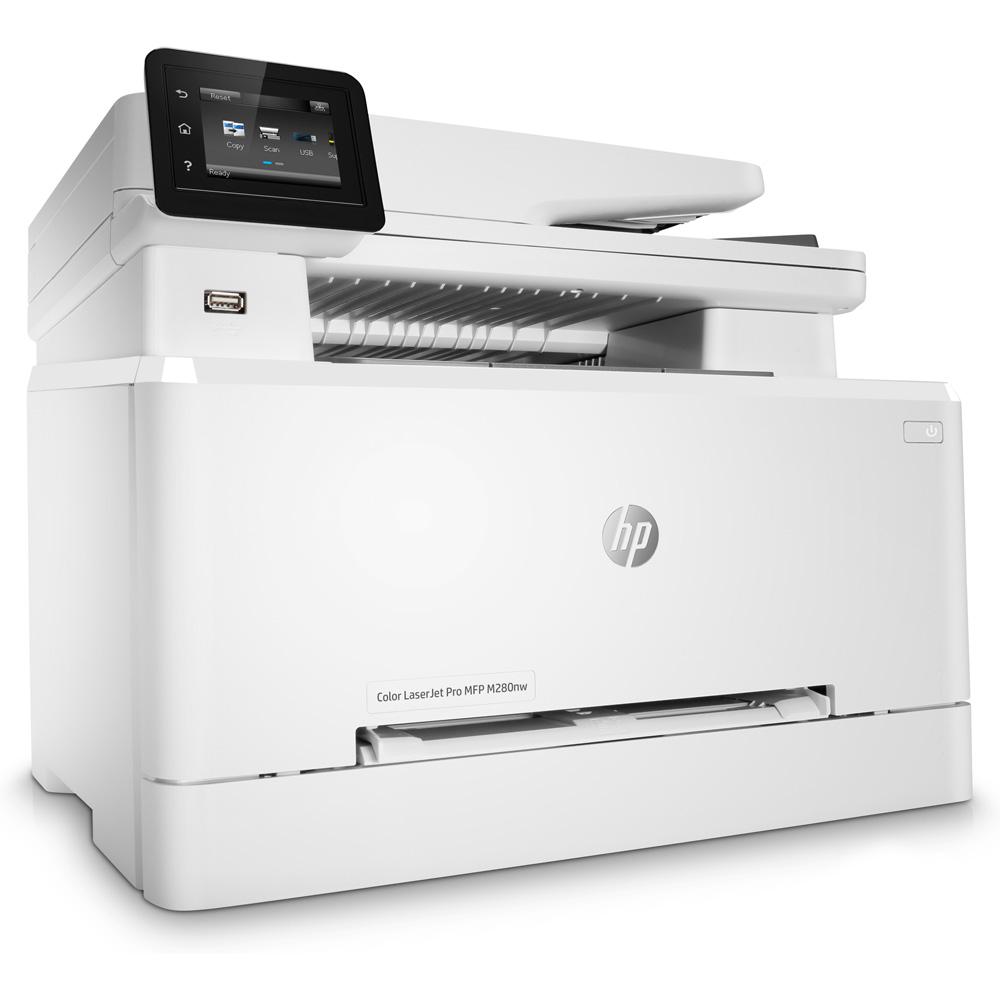 Máy in màu đa năng HP Color LaserJet Pro MFP M280nw (T6B80A)