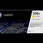 Mực in Laser màu Vàng HP 508A (CF362A)