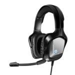 Tai nghe Headset  HP H220S đen LED (3.5mm)