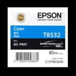 Mực in Epson các màu 80ml Cho máy SC-P807