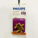 Bộ chia truyền hình cáp 1->2 Philips SWV2000H/37