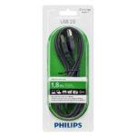 Cáp USB in 2.0 1.8m Philips SWU2112/10