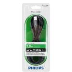 Cáp USB 2.0->Hình thang 1.8m Philips SWU2172/10
