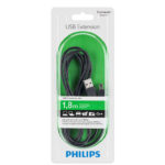 Cable USB nối dài  2.0 1.8m Philips SWU2212/10