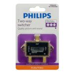 Swich chia truyền hình cáp 2->1 Philips SWV 2007H/17