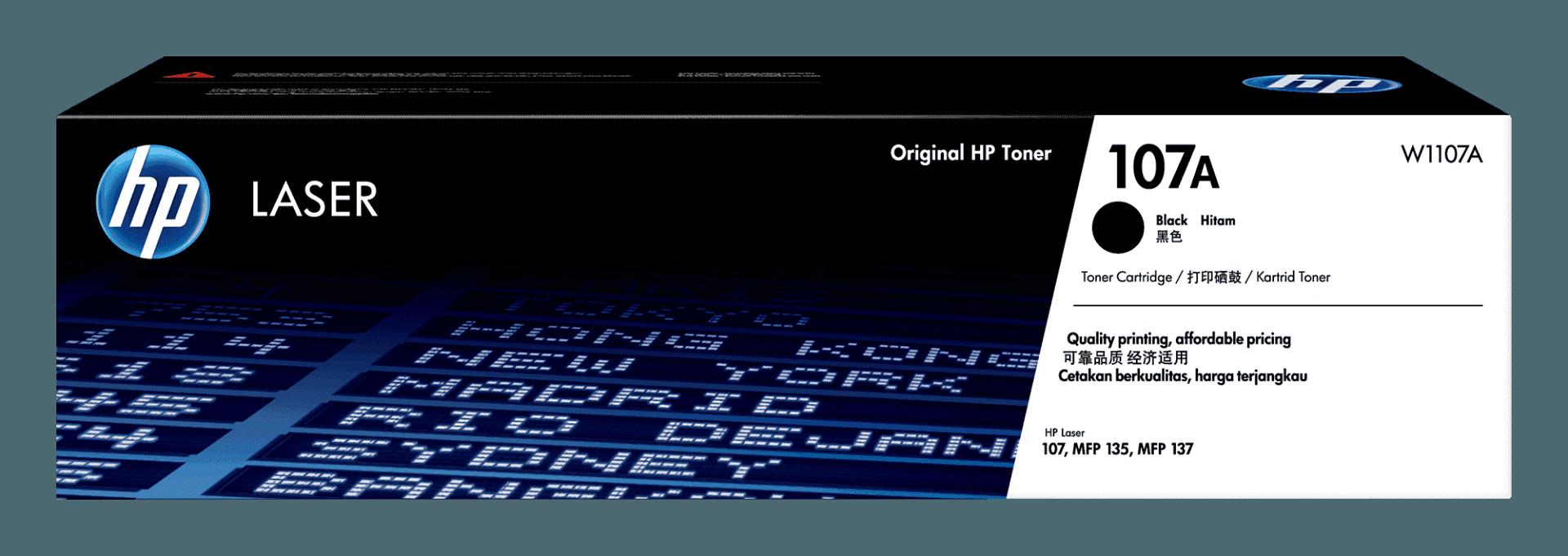 Hộp mực in HP 107A chính hãng (W1107A)