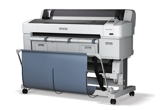 """Epson SC-T5270D Large Format Printer – khổ 36"""" (Auto-Switching Dual-Roll)"""